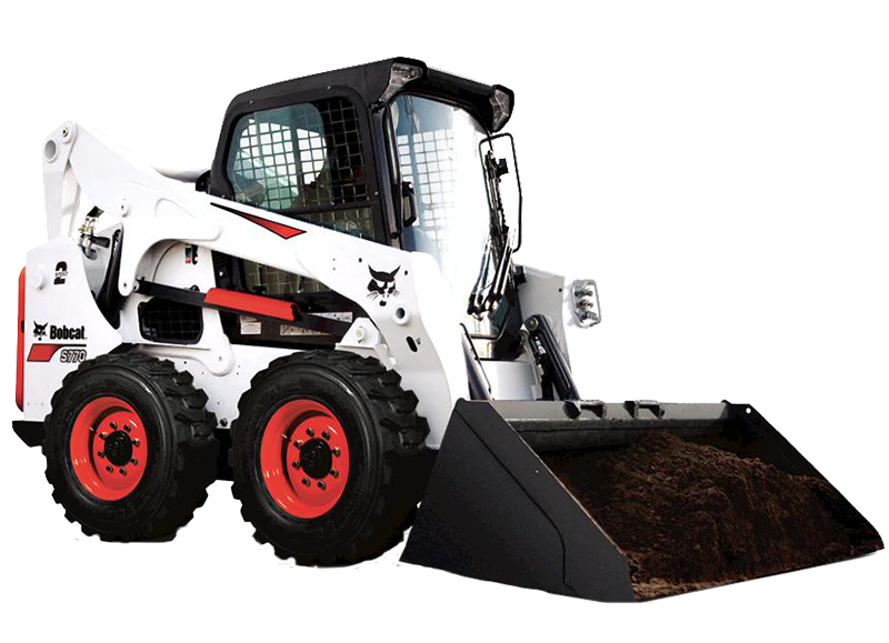 bobcat s770 compact skid steer loader